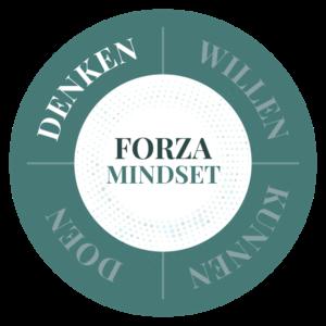 De Mindset Analyse is de 1ste pijler uit de FORZA Methode